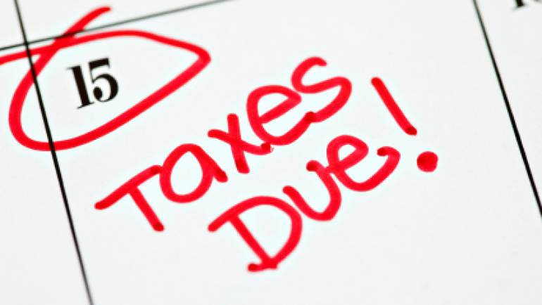 Changes to Federal Tax Due Dates